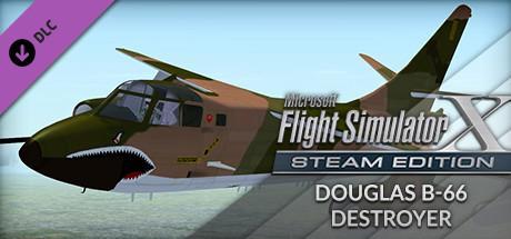 Razer Game Deals - Deals for FSX Steam Edition: Douglas B-66